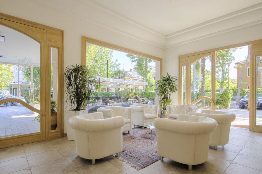 Viaggiare bene hotel Athena a Cervia hall