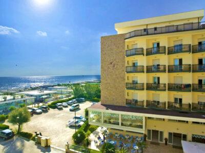 Viaggiare bene offerta hotel Londra Milano Marittima