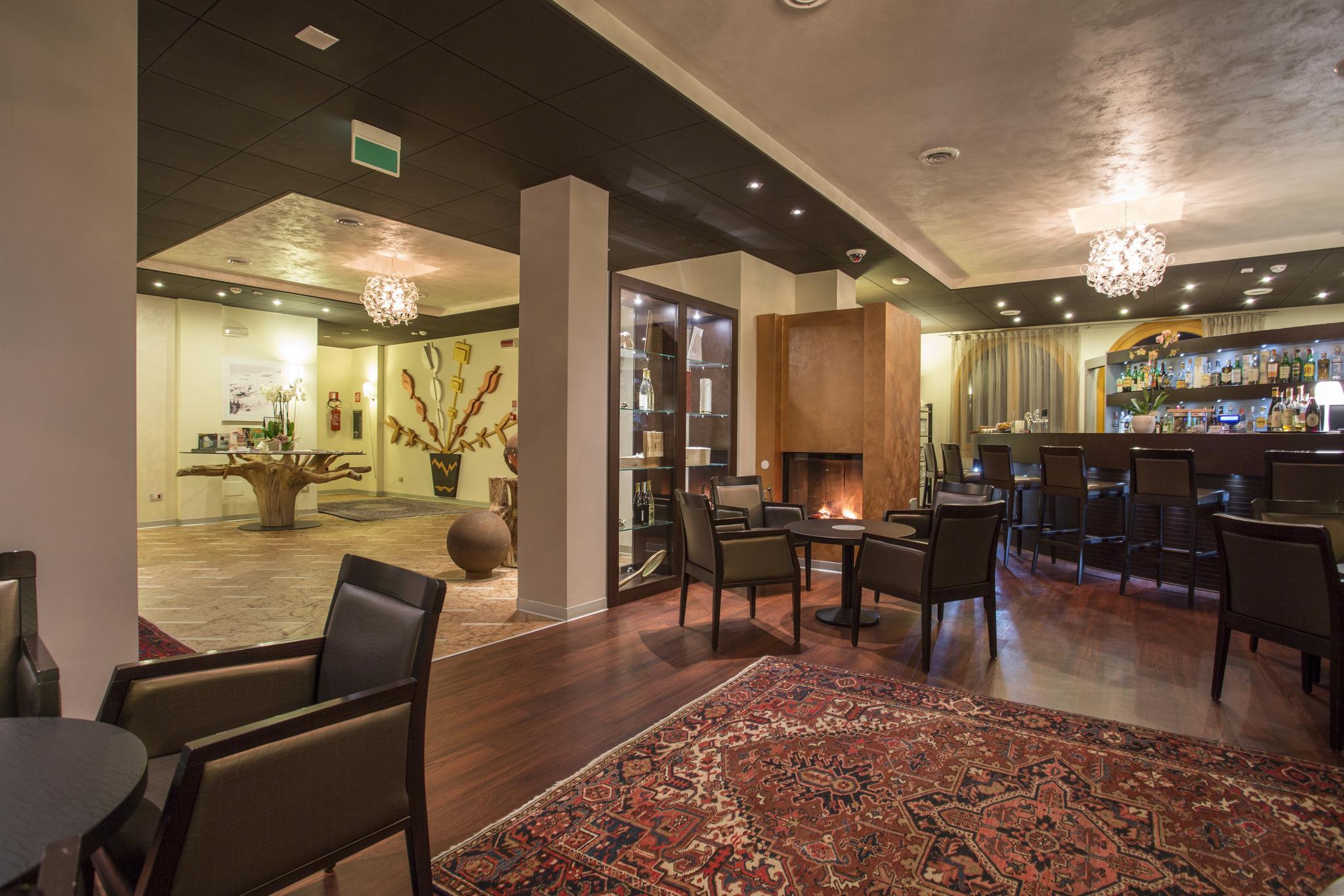 Viaggiare bene hotel Norge in Monte Bondone hall