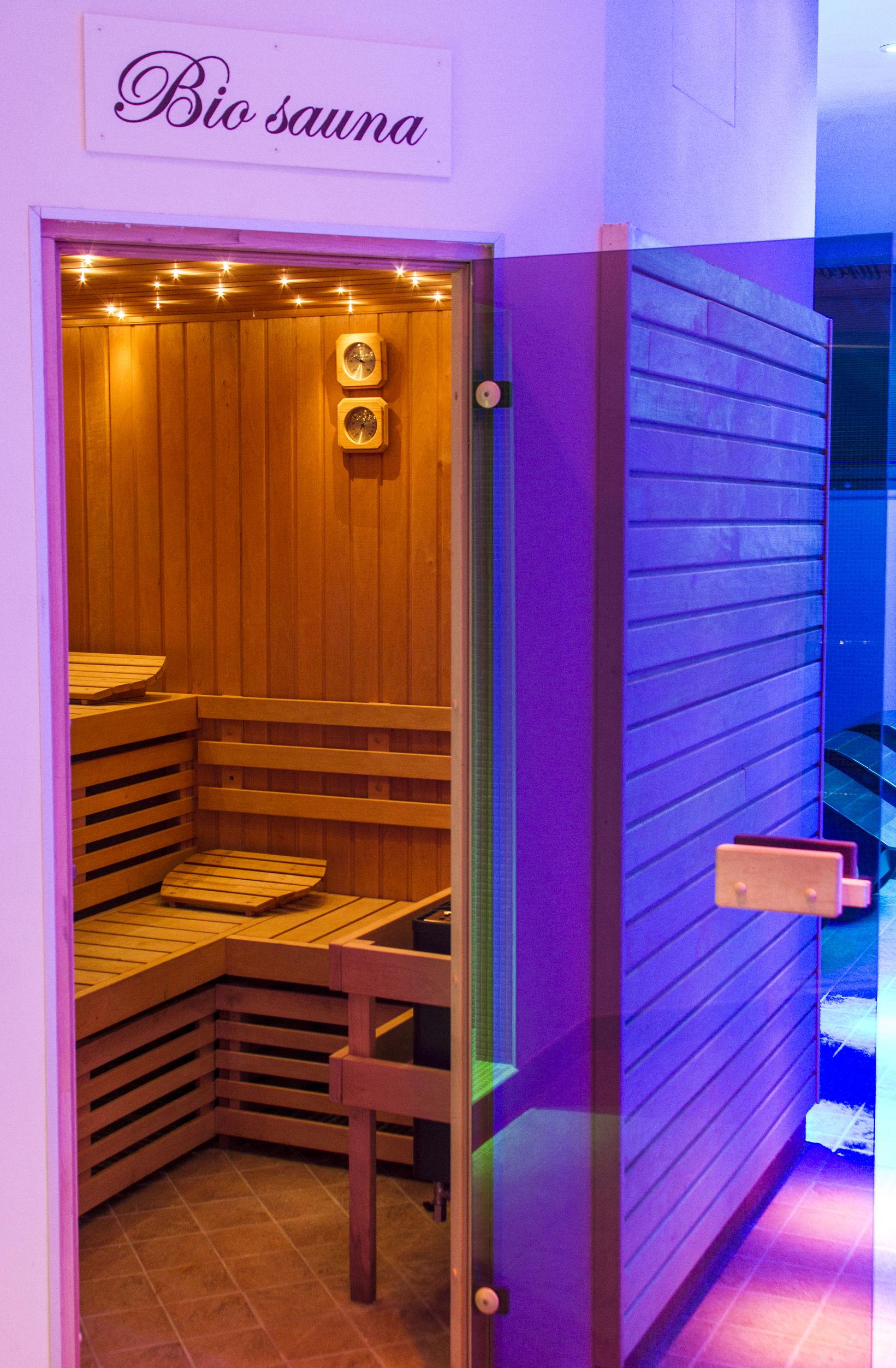 Viaggiare bene hotel Norge in Monte Bondone centro benessere