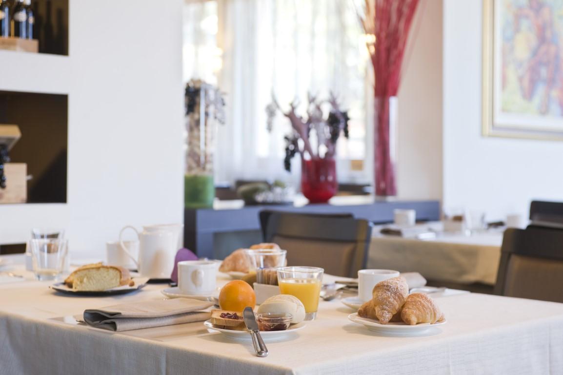 Viaggiare bene hotel Norge in Monte Bondone ristorante