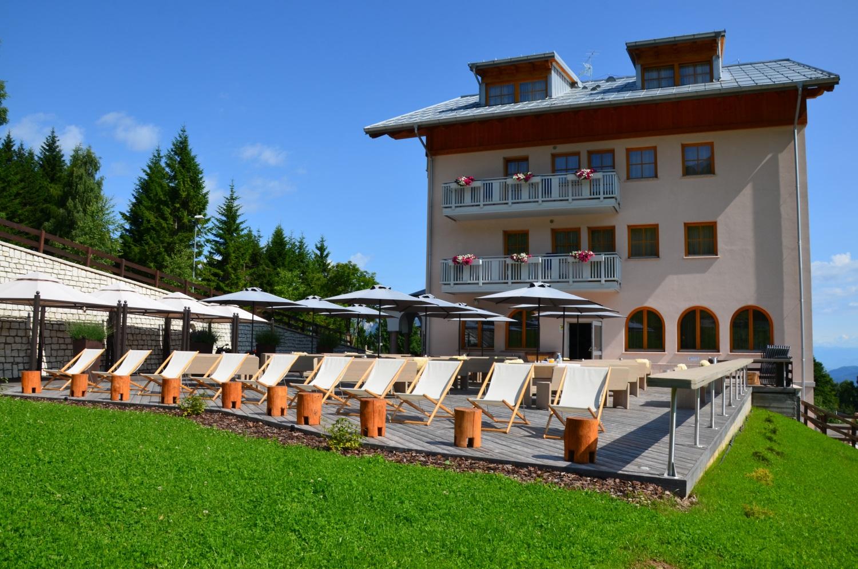 Viaggiare bene hotel Norge in Monte Bondone